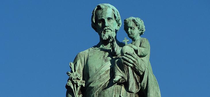 """Retraite spirituelle:  """"Joseph, un homme pour les derniers temps"""" du 18 au 22 avril 2020 à Saint-Genis l'Argentière (69)"""