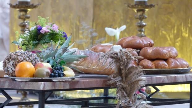 Messe de l'Oeuvre du Blé eucharistique 2018 le 16 mai à Rouen (76)