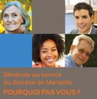 Le diocèse de Marseille (13) cherche des bénévoles