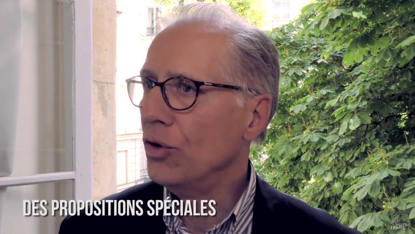 Interview: Les foyers étudiants dans le diocèse de Paris