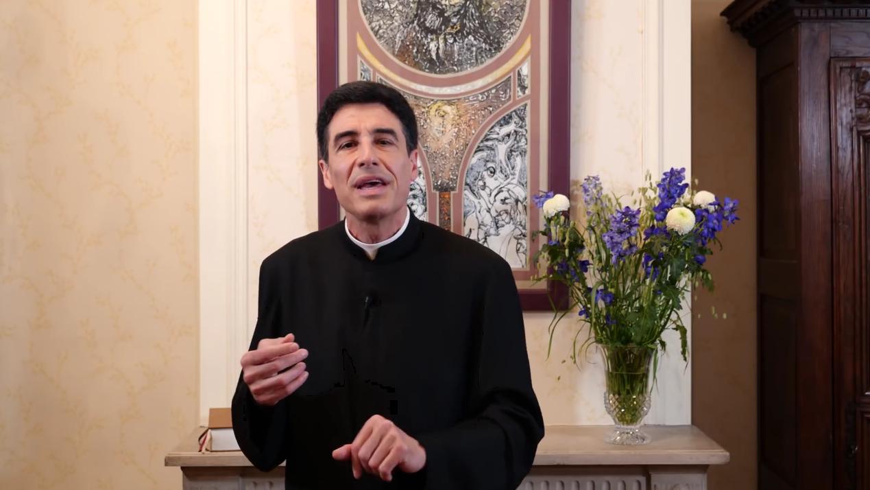 Deux minutes pour vous #18 – Père Michel-Marie Zanotti-Sorkine – Pourquoi Dieu n'intervient pas quand se prépare un crime?