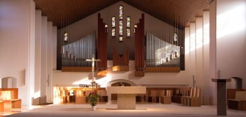 Une neuvaine de prière pour l'abbaye de Landévennec (29) organisée par le diocèse de Quimper du 10 au 18 mai 2018
