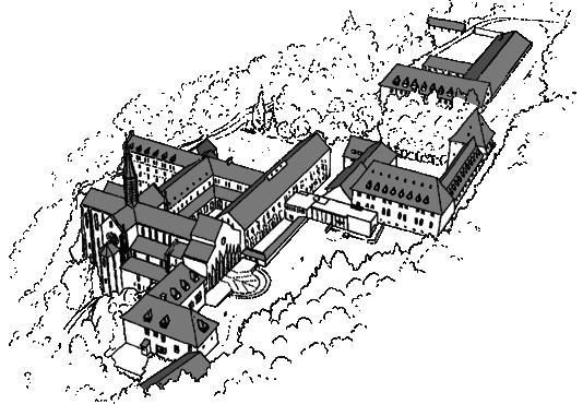 (Re)découvrir la Liturgie des Heures du 7 au 15 juillet 2018 à l'Abbaye de la Pierre-qui-Vire (89)