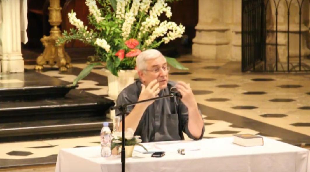 Aimer en vérité – conférence du Père François Potez le 30 mai 2018 à Lyon (69)