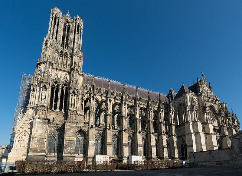 Nuit des cathédrales 2018 le 12 mai à Reims (51)