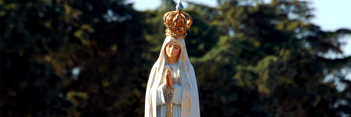 Fête de Notre-Dame de Fatima à Lyon (69) les 12 et 13 mai 2018