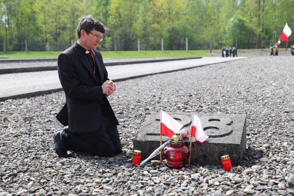 Pologne: l'Église catholique n'oublie pas le clergé mort en déportation
