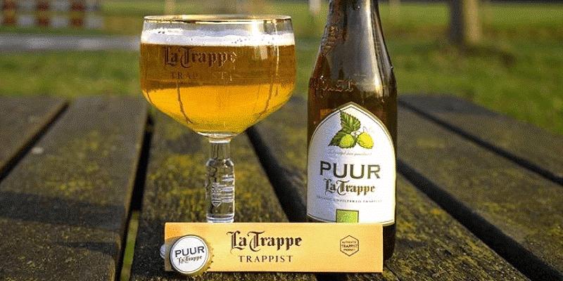 La Trappe Puur: quand des moines trappistes brassent une bière bio et écolo!