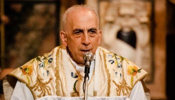 Mgr Bux intervient dans le débat sur l'intercommunion entre catholiques et protestants