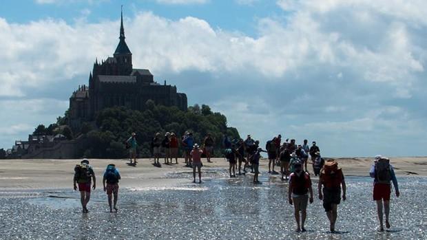 Pèlerinage des pères de famille au Mont Saint Michel (50) du 29 juin au 1er juillet 2018
