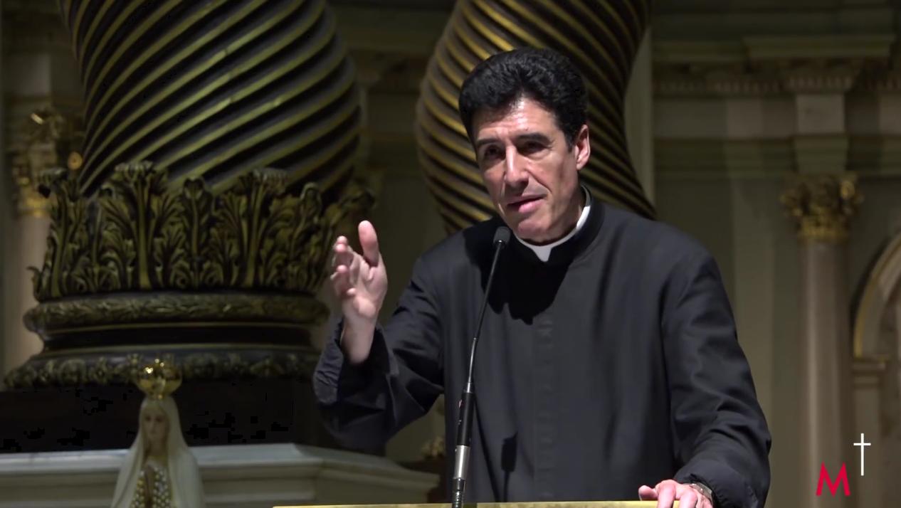 Conférence inédite du père Michel-Marie Zanotti-Sorkine, «Appel à tous les jeunes à rechercher, découvrir et répondre chacun à sa vocation propre», donnée en la cathédrale de Montréal le 24 mai 2018