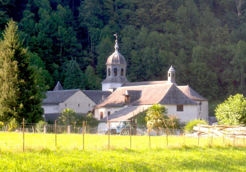 """Stage """"Le potager agroécologique"""" le 4 juin 2018 au monastère de Sarrance (64)"""