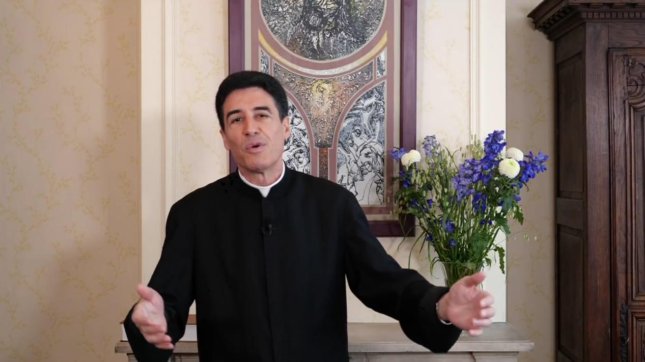 """Prédication du père Michel-Marie Zanotti-Sorkine du 2 juin 2018 – """"Soyons souples pour recevoir les surprises de Dieu!"""""""