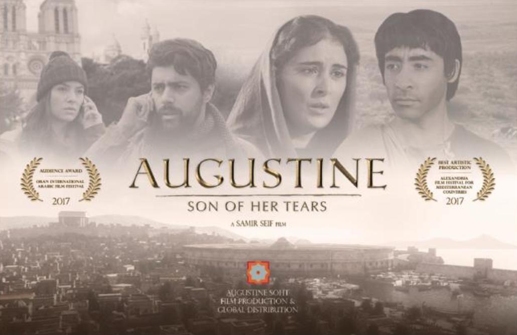 """Avant-première du film """"Augustin, le fils de ses larmes"""" le 28 juin 2018 à Paris"""