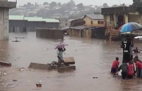 Côte d'Ivoire: après les inondations, les évêques accusent l'urbanisation et la spéculation