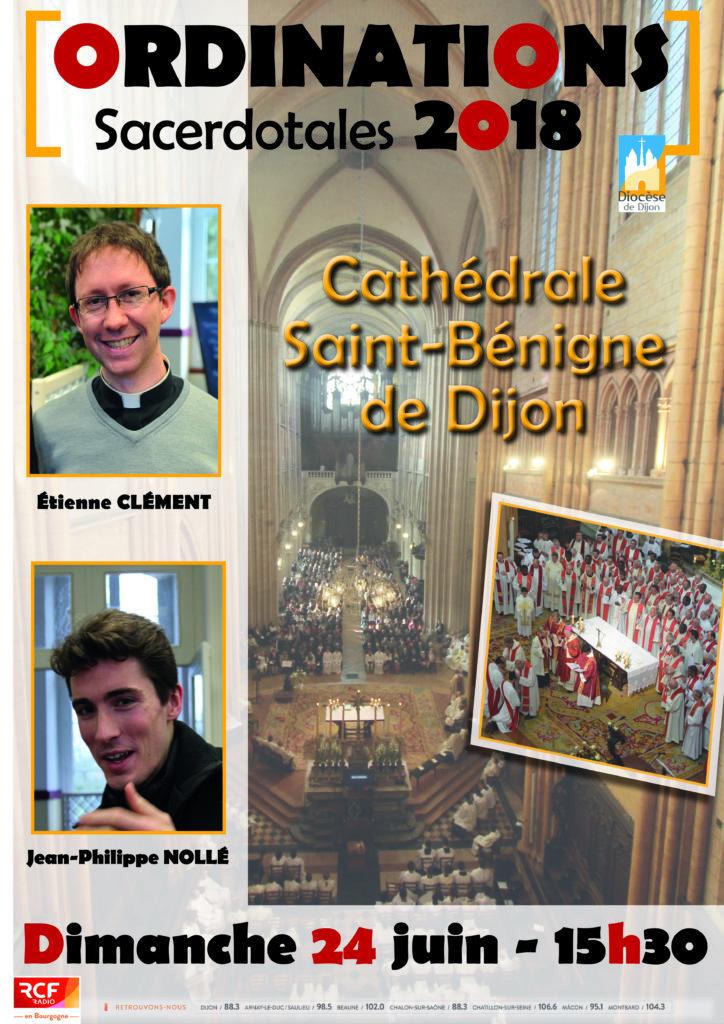 Ordinations sacerdotales le 24 juin 2018 à Dijon (21)