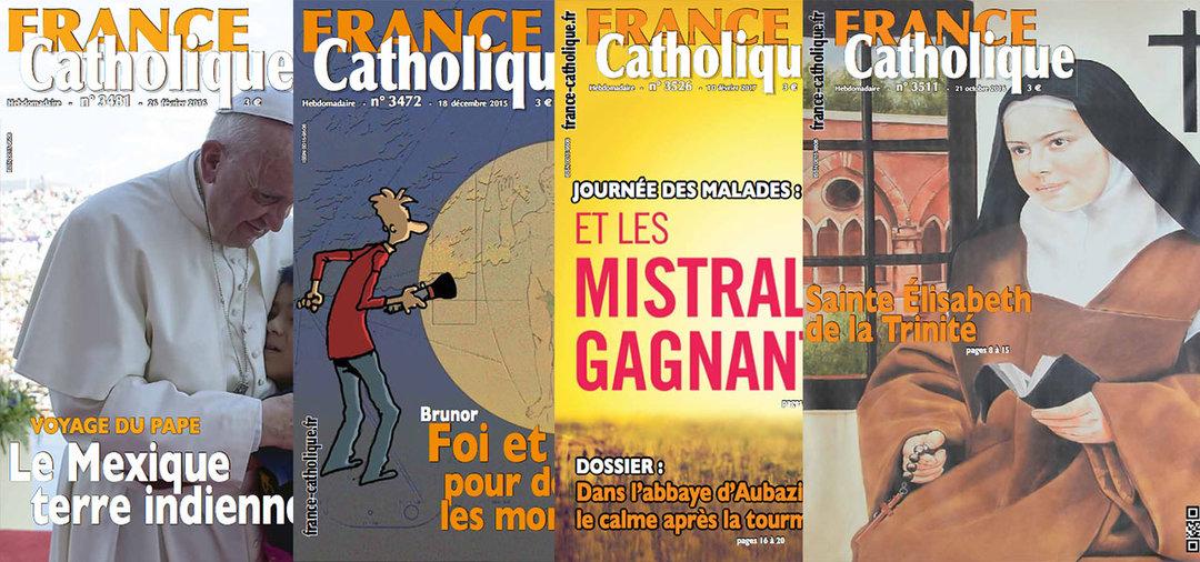 Le journal France Catholique a besoin de votre soutien!