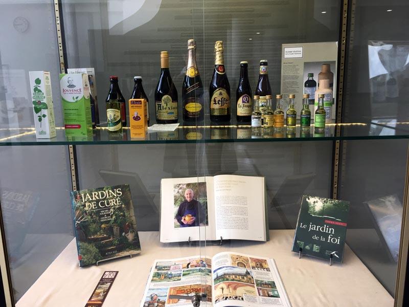 Elixirs et boissons de moines et de prêtres – exposition pendant le mois de juin 2018 à la maison Cardinal-Billé de Laval (53)