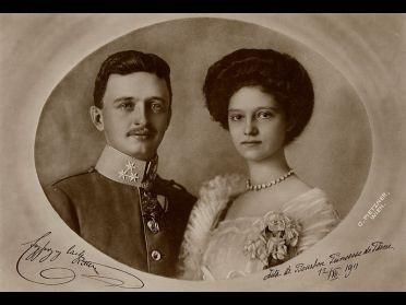 Charles et Zita, une fin impériale
