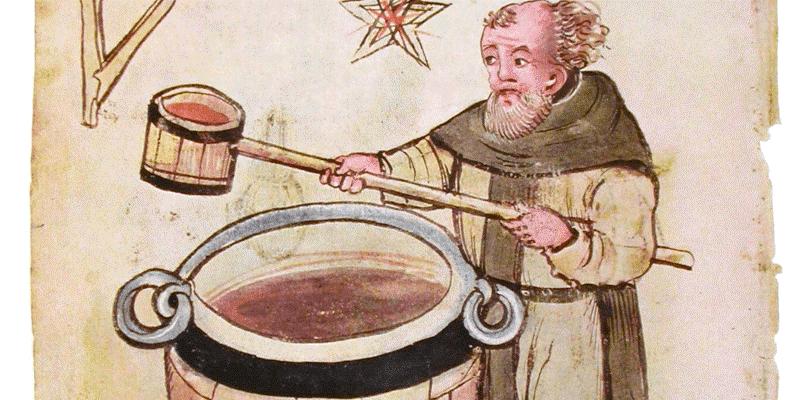 La bière et le houblon: merci les moines!