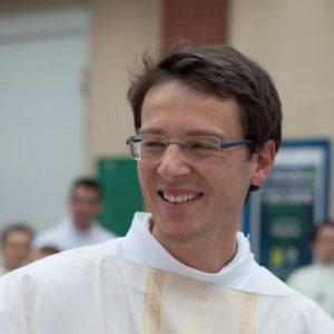 Ordination sacerdotale de Gabriel de Colnet le 24 juin 2018 à Amiens (80)