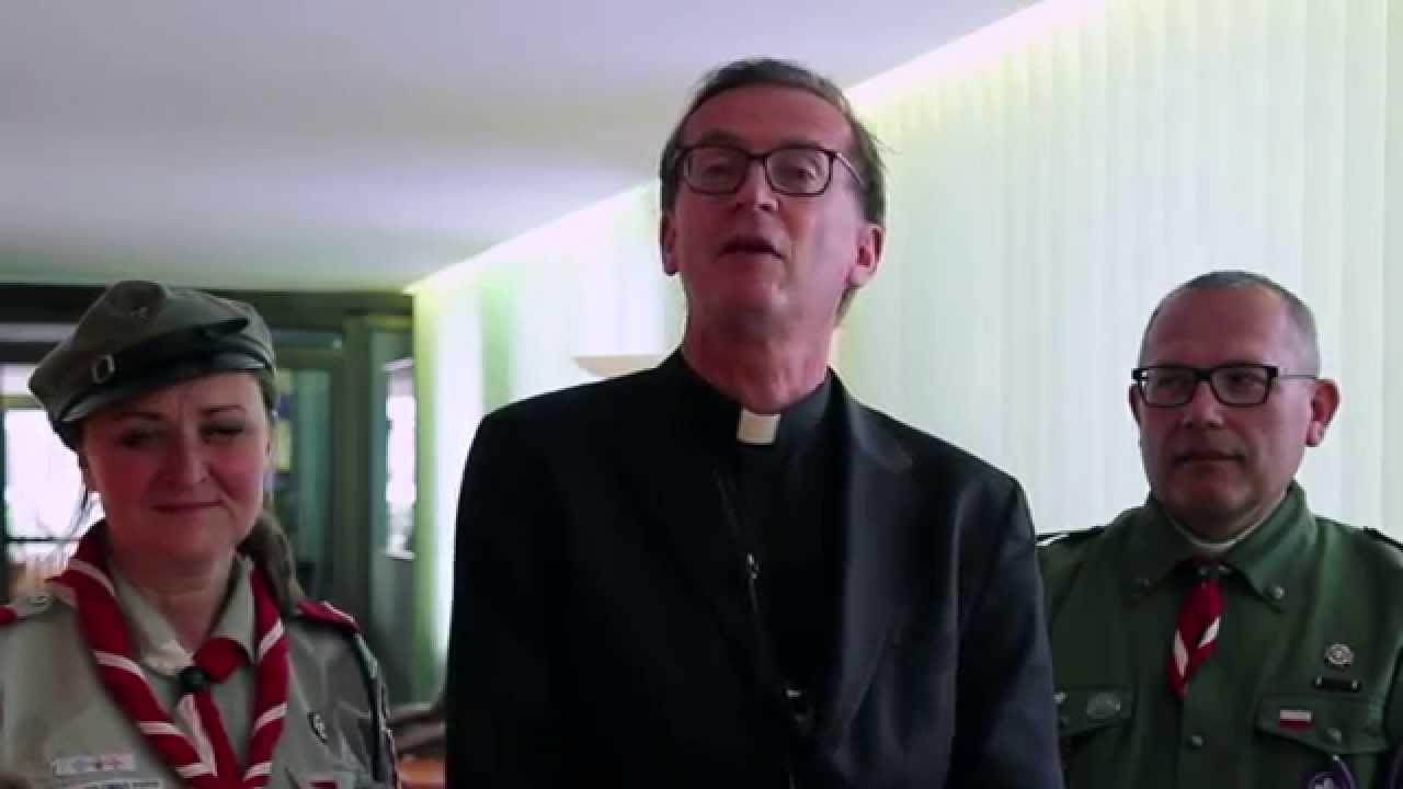 L'abbé Jacques Gagey renouvelé à la disposition de la Conférence Internationale catholique du Scoutisme