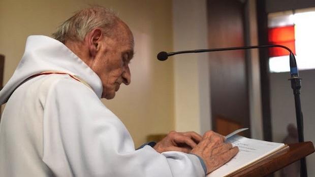 Messe anniversaire de l'assassinat du Père Jacques Hamel le 26 juillet 2018 et veillée le 25 juillet à Saint-Etienne-du-Rouvray (76)