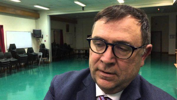 """""""Le christianisme n'est pas un humanisme"""", entretien avec Laurent Fourquet"""