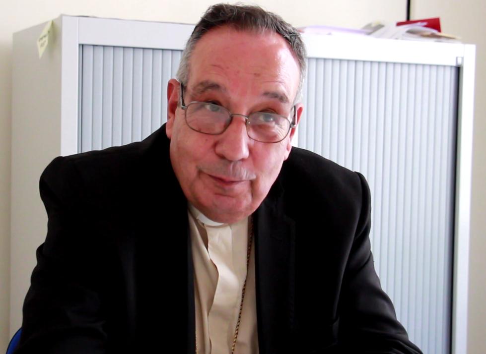Entretien avec Mgr Abdo Arbach archevêque de Homs en Syrie