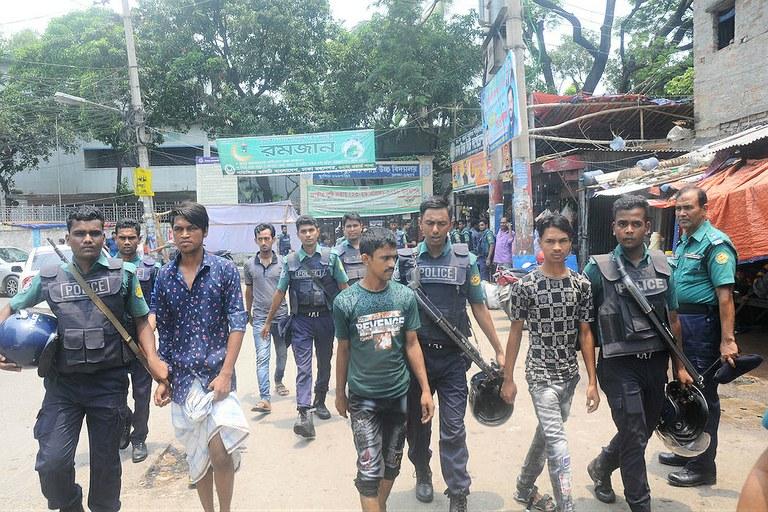 Bangladesh: Un peu moins de 600 000 ouvriers concernés par l'esclavage moderne
