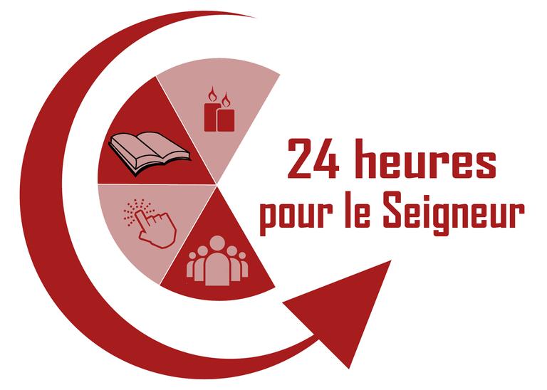 24h pour Dieu les 16 et 17 juin 2018 à Metz (57)