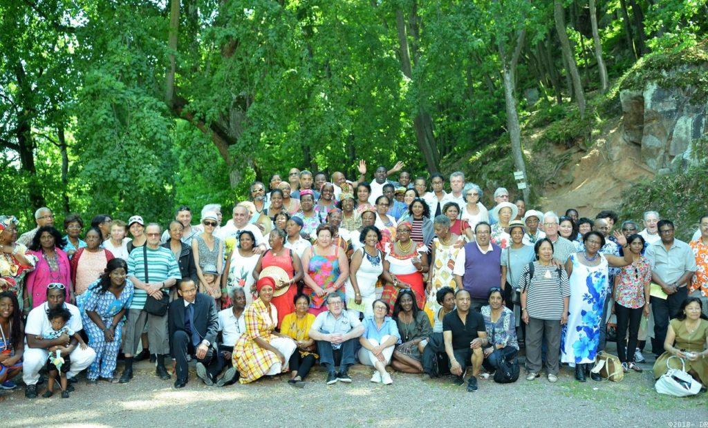En route vers le Jubilé du Pèlerinage des Iles 2019 le 10 juin 2018 à Notre-Dame du SCHAUENBERG à Pfaffenheim (68)