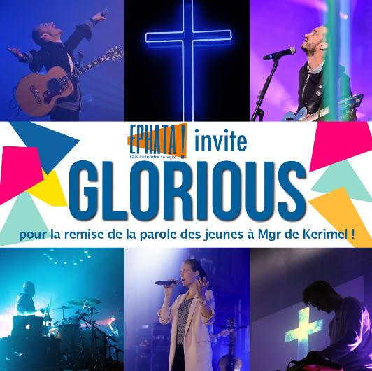 Ephata! invite Glorious le 8 juin 2018 à Grenoble (38)
