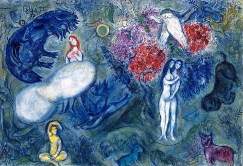 Chagall et la Bible au Prieuré d'Airaines (80) jusqu'au 30 septembre 2018