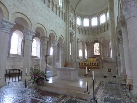 Fête de Saint Benoît à l'Abbaye de Fleury (45) le 11 juillet 2018