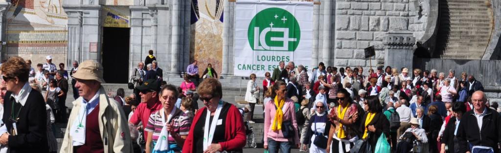 18 au 23 septembre 2018: Pèlerinage annuel de Lourdes Cancer Espérance
