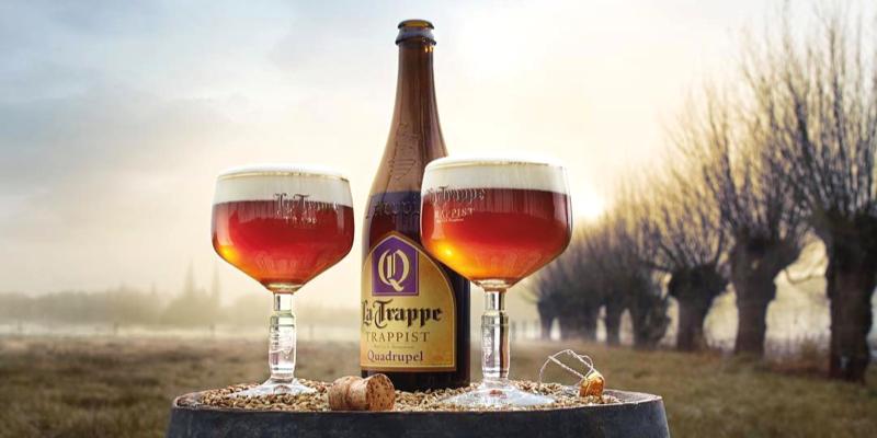 Bière Quadrupel: encore une invention des moines!