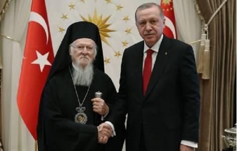 Turquie: les chefs des religions minoritaires félicitent Erdogan de sa réélection