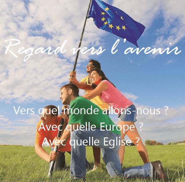 """Colloque sur le thème """"Regard vers l'avenir: vers quel monde allons-nous? Avec quelle Europe, Avec quelle Église?"""" le 8 août 2018 à Cambo-les-Bains (64)"""