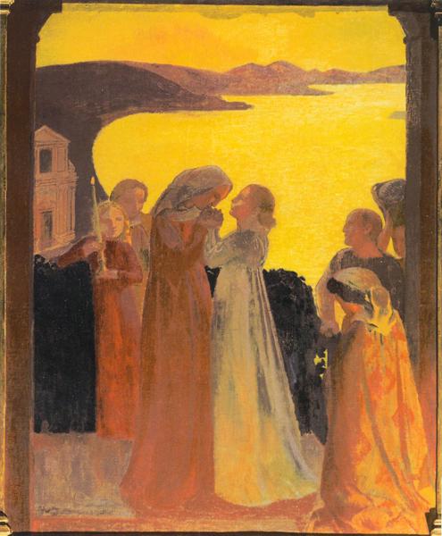 Soirée biblique: Le Magnificat de Marie – Le 8 août 2018 à Saint-Fargeau (89)