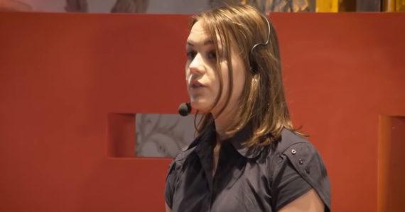 """""""La pédophilie est une orientation sexuelle comme une autre"""" affirme Mirjam Heine, conférencière """"TED"""""""