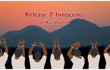 Inde: 50 000 signatures pour demander la libération de 7 chrétiens innocents en Orissa