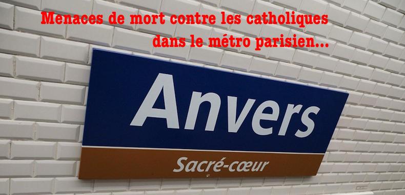"""Paris: """"je suis musulman et je butte tous les cathos…"""""""