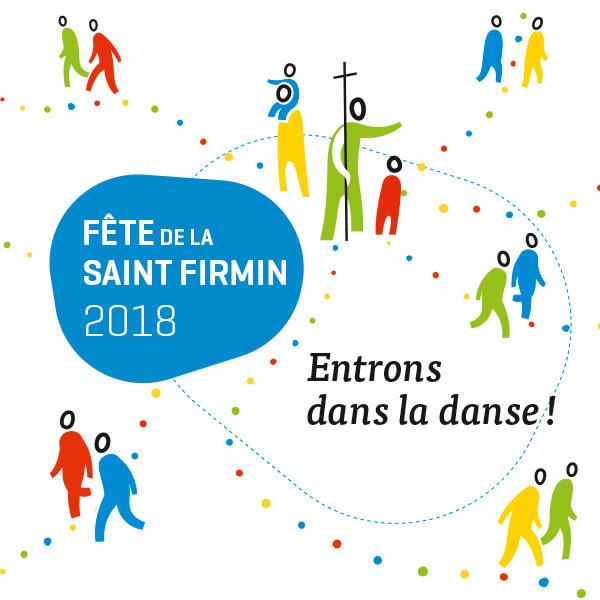 Fête de la saint Firmin le 30 septembre à Amiens (80)