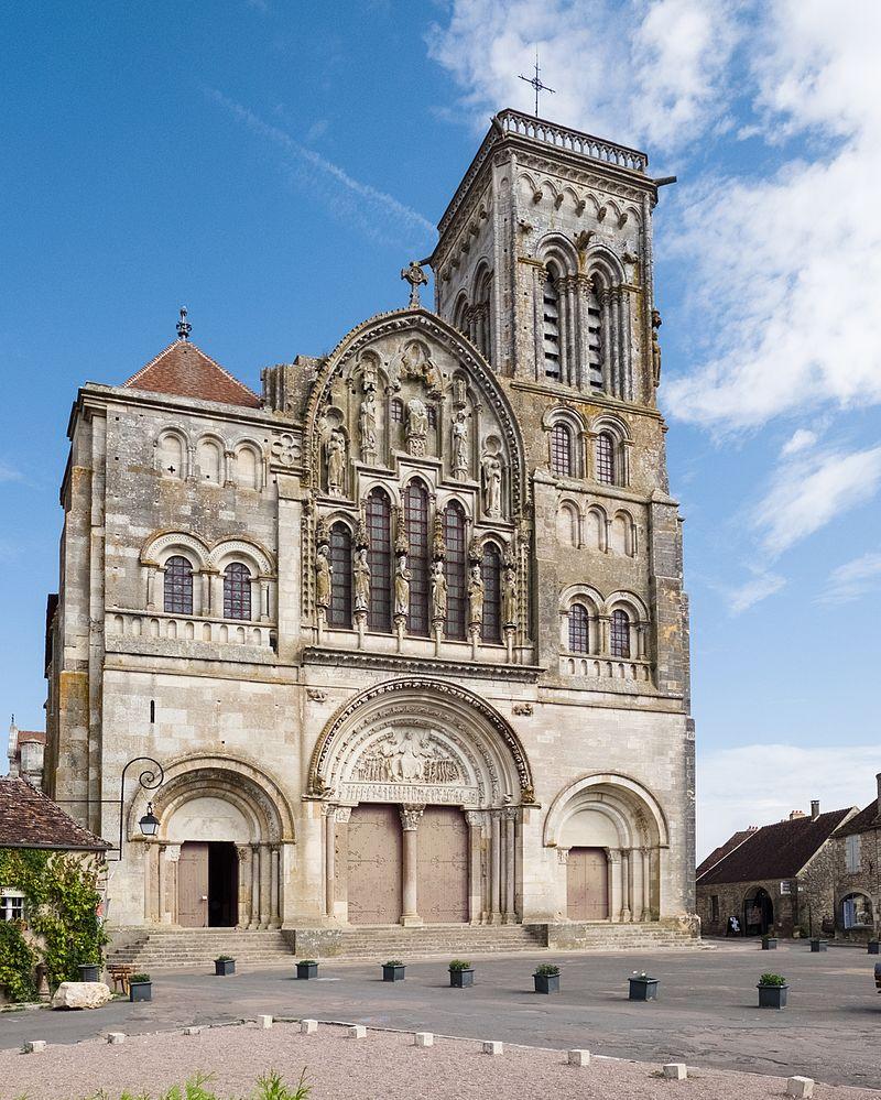 Pèlerinage à sainte Marie Madeleine le 22 juillet 2018 au Sanctuaire de Vézelay (89)
