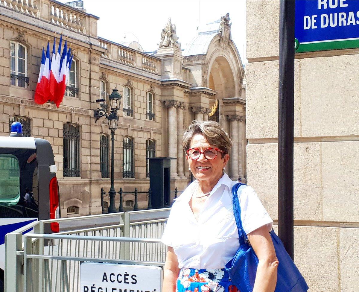 La mère de Vincent Lambert a rencontré deux conseillers d'Emmanuel Macron