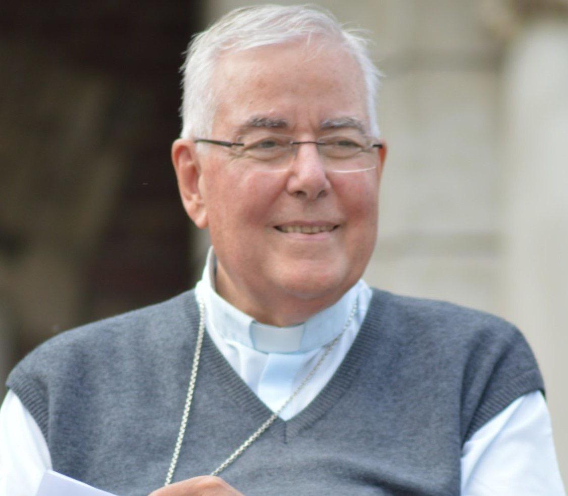 Décès de Mgr François Garnier archevêque de Cambrai