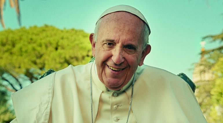 Projection du film Le Pape François le 8 novembre 2018 à Carpentras (84)