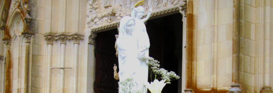 Pèlerinage de l'Assomption au Sanctuaire de Montligeon (61) les 14 & 15 août 2018