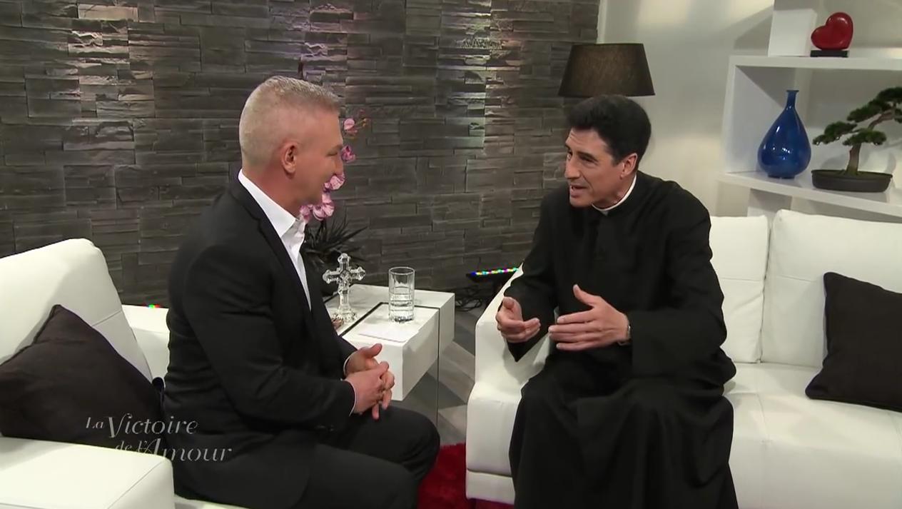 Magnifique entretien avec le père Michel-Marie Zanotti-Sorkine!